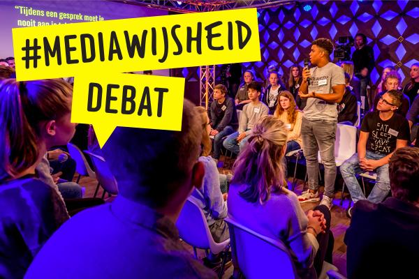Mediawijsheid Debat - Photocredit: Jorrit Lousberg
